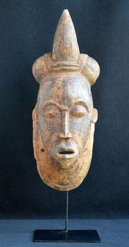 Masque Africain Baoulé ( Côte d'Ivoire)