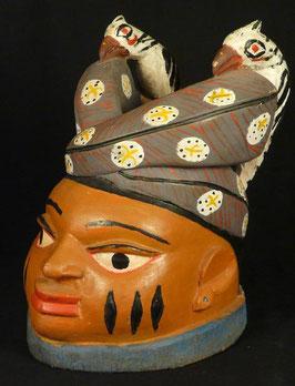 masque Africain Heaume Glélédé