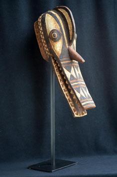 Masque Africain Gurunsi :  (Burkina Faso)
