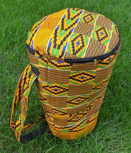 Housse Africaine  de djembé  :  Bénin