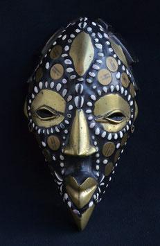 Masque Africain Tikar (Cameroun)