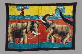 Batik Africain en coton  : Sénégal