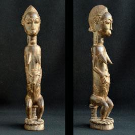 Statue Africaine  :   Baoulé (Côte d'Ivoire)