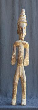 Statue Africaine en bois du Mali  : Bambara