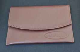 Porte-monnaie en cuir