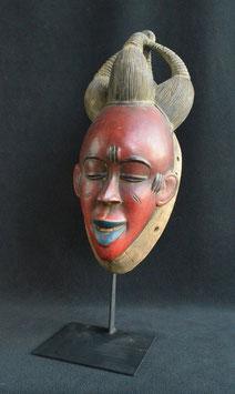 Masque Africain GOURO (Côte d'Ivoire)