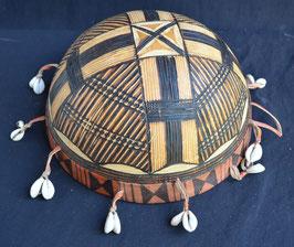 Gita instrument de musique Africain en calebasse et cauris  : Burkina - Faso