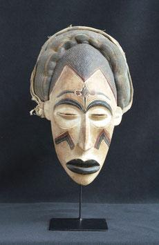 Masque Africain Pwo - Chokwé  (Angola)