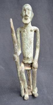 Statue Africaine en bronze  / Mali