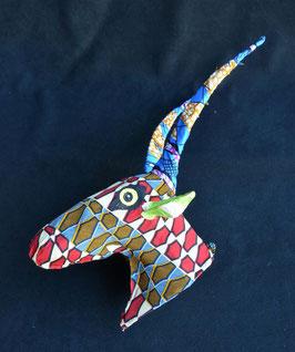 Tète d'antilope : Burkina Faso