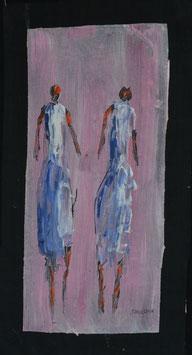 Peinture Africaine : Kénya
