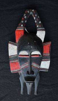 Masque Africain SENOUFO (Côte d'Ivoire-Burkina Faso)