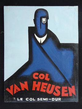 Publicité Van Heusen artiste Africain  Norkos   :  Bénin