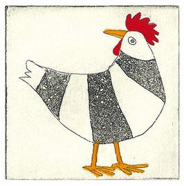 Das gestreifte Huhn 2