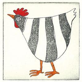 Das gestreifte Huhn 3