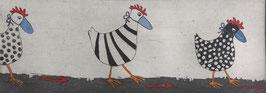 Corona-Schutz im Hühnerstall