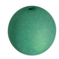 PE-607 / Polarisperle 6mm grün, 5 Stück
