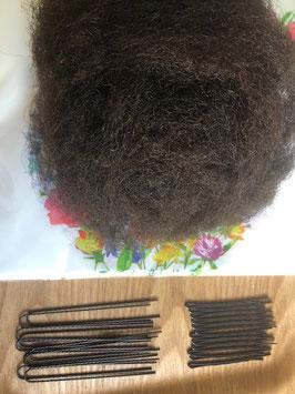 すき毛、アメピン、Uピンのワンセット※こちらの商品は送料込み