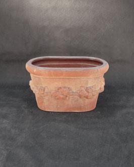 Vaso ovale Fritta