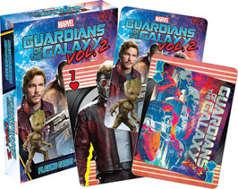 GUARDIANS OF THE GALAXY: VOL. 2 MOVIE PLAYING CARDS