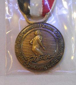 映画「フットルース」 プロモ用勲章メダル(1984年)
