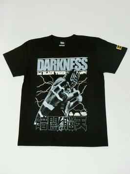 ブラック・タイガー(暗闇脳天)  Tシャツ
