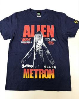 メトロン星人(幻覚宇宙人) Tシャツ