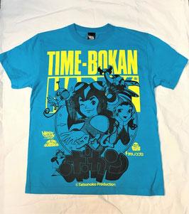 タイムボカン(TIME BOKAN)タイムメカブトン  Tシャツ