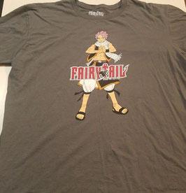 『FAIRY TAIL』(フェアリーテイル)Tシャツ(ナツ・ドラグニル)