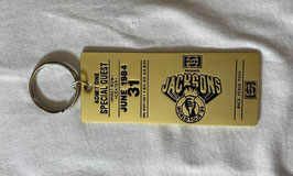 JACKSONS 1984年 VICTORY TOUR メタル キーホルダー