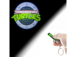 TMNT:Projector Flashlight