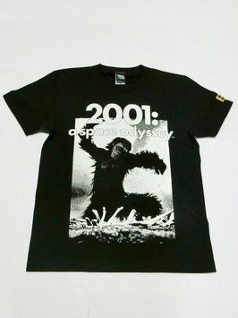 2001年 宇宙の旅 (モノリス)   Tシャツ