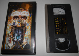 Michael Jackson: Video Dangerous The Short Films [VHS]日本版
