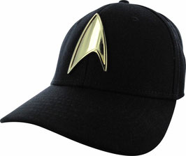 Star Trek Metal Badge Flex Cap
