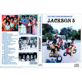 CD:The First Ever Recording of Jackson 5