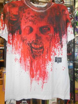 ウォーキング・デッド 総柄TシャツA