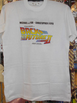 Back to the Future P2 Tシャツ(当時のVIDEO 販促用)