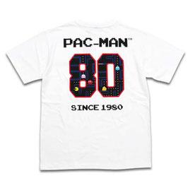 PAC-MAN 80  Tシャツ