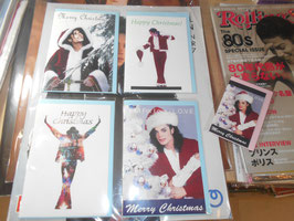 MJ:X'mas Cards (L)