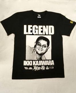 梶原一騎(KAJIWARAIKKI)男の条件  Tシャツ