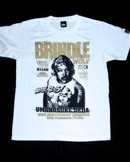 BRINDLE WOLF(上田馬之助) Tシャツ