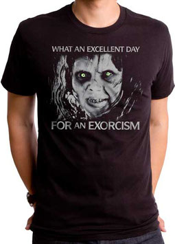 The EXORCIST Tシャツ