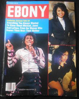 雑誌「EBONY」1990年 10月号
