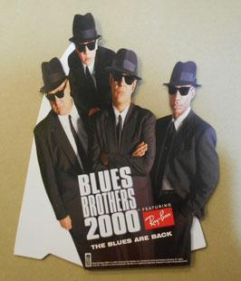 映画『ブルース・ブラザース2000』 販促用ポップ(1998年)