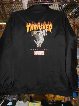 MARVELxTHRASHER  Coach Jacket