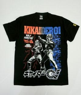 キカイダー01(ブラストエンド) Tシャツ