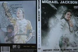 DVD:MJ History Tour in Germany 1997(日本語字幕版)