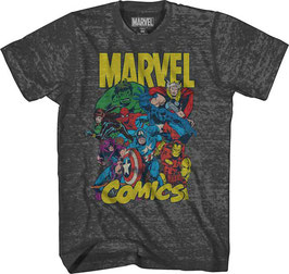 Marvel  Comics  MARVOW TEAM 3 Tシャツ