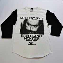 ブルーザー・ブロディ/インテリジェンス・モンスター Tシャツ