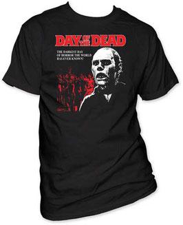 死霊のえじき(Day of the Dead)  Tシャツ